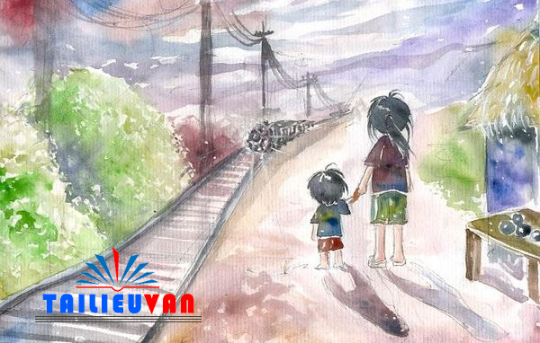 Phân tích nhân vật Liên trong truyện ngắn Hai đứa trẻ của Thạch Lam (dàn ý và bài làm tham khảo)