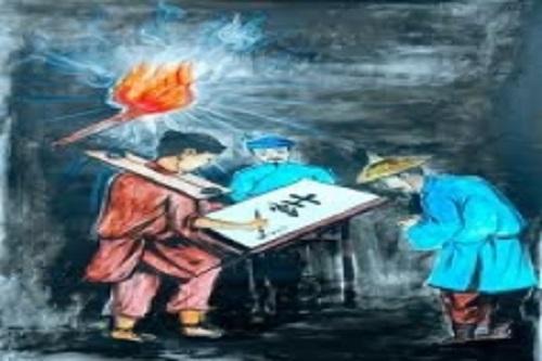 Cảm nhận về nhân vật Huấn Cao trong tác phẩm Chữ người tử tù tuyệt hay