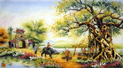 Cảm nhận về nhân vật ông Hai trong tác phẩm Làng của nhà văn Kim Lân tuyệt hay
